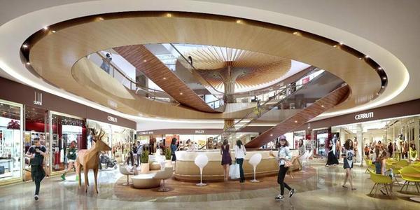 购物中心设计_购物中心设计公司_深圳购物中心设计-深圳汉萨康托商业空间设计有限公司